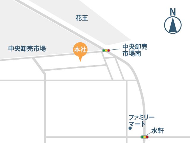 本社マップ